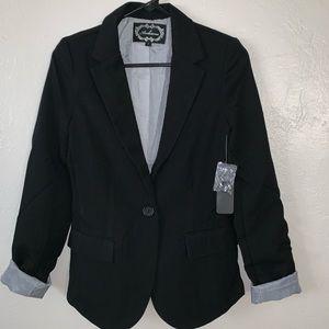 NWT Black Blazer